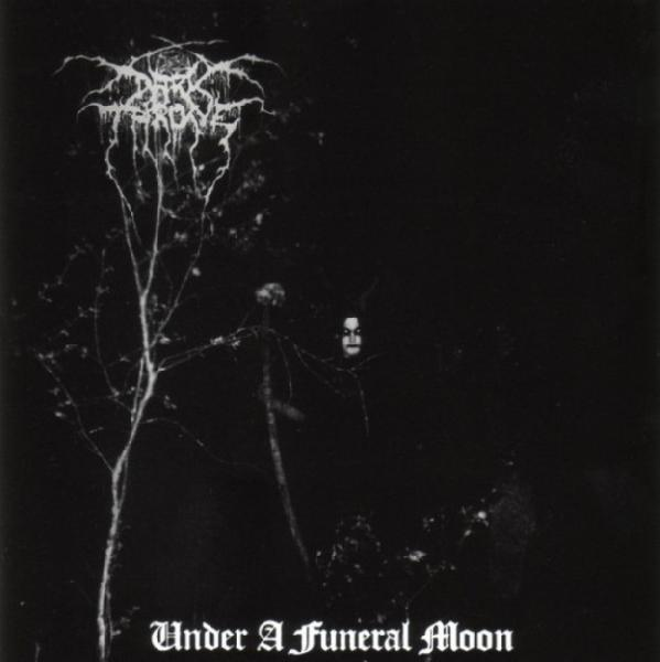 DARKTHRONE -Under a funeral moon