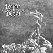 LEGION OF DOOM - God Is Dead
