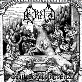 ERED - Goatworshipping Metal