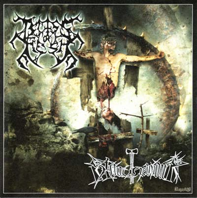 Bloodhammer / Bliss of Flesh-Split