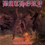 Bathory - Hammerheart  (Clear vinyl)