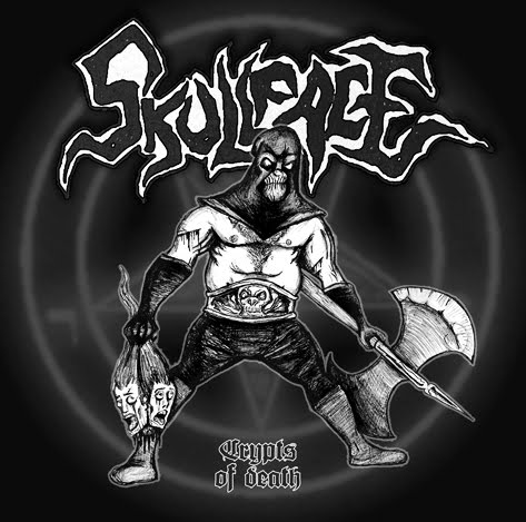 SKULLFACE - Crypts Of Death
