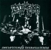 BELPHEGOR - Necrodaemon Terrorsathan  (first press+signed)