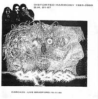 V/A-DISTORTED HARMONY (Carcass,Carnage..)