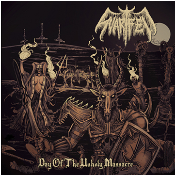 SVARTFELL - Day of the Unholy Massacre CD