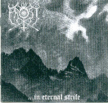 The True Frost - ...In Eternal Strife