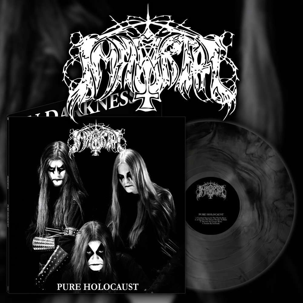 IMMORTAL - Pure Holocaust (Black Galaxy Vinyl )