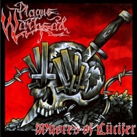PLAGUE WARHEAD-Whores Of Lücifer (Digipak)