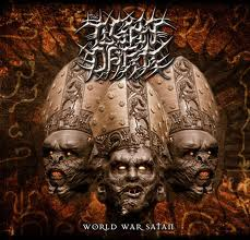 LIGHT OF DARK - World War Satan (CD+DVD)