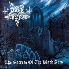 Dark Funeral-The Secrets Of The Black Arts  (signed from the band)