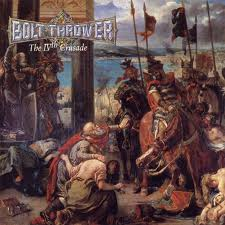 Bolt Thrower-The 4th Crusade  (Picture LP)