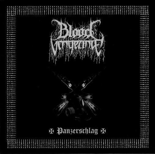 Blood Vengeance - Panzerschlag (red vinyl +lyric sheet,Lim.100)