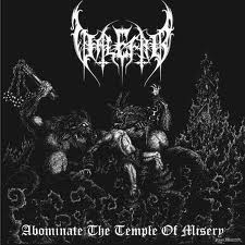 Valefar - Abominate The Temple Of Misery