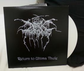 Darkthrone - Return to Ultima Thule  (White vinyl)