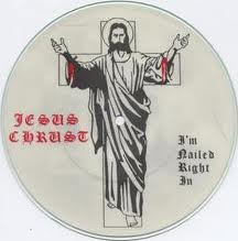 Jesus Crust-I'm Nailed Right In  (Picture EP)