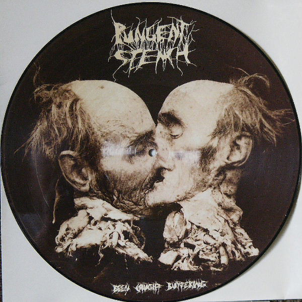 PUNGENT STENCH - Been Caught Buttering  (Picture-LP)