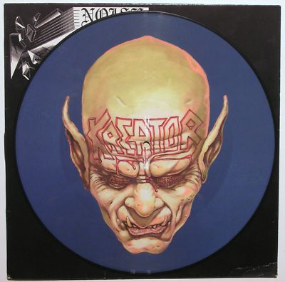 Kreator -Behind the mirror / Gangland (Picture LP)