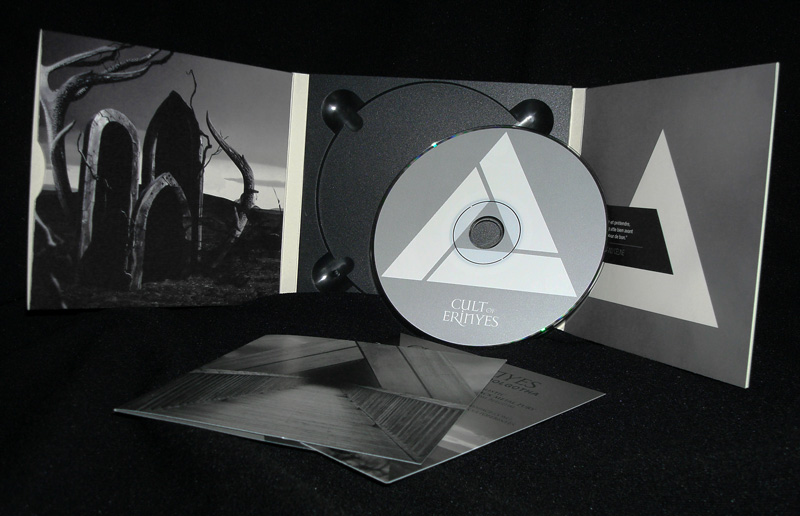 Cult Of Erinyes - Golgotha  (Digipak)