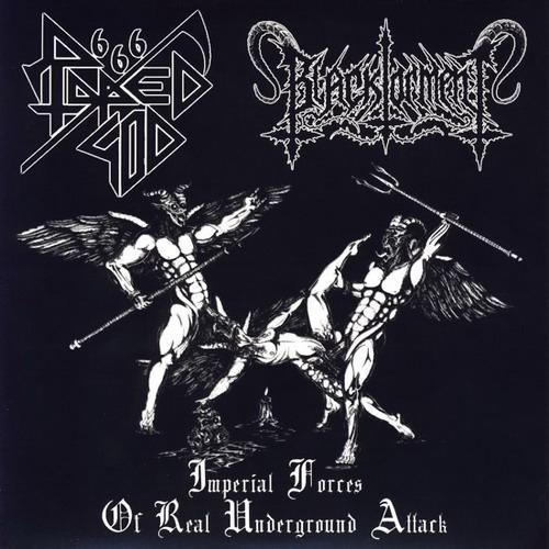 Black Torment / Raped God 666 Split