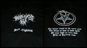 Ornaments Of Sin - Still Fighting  (Hooded Sweatshirt)