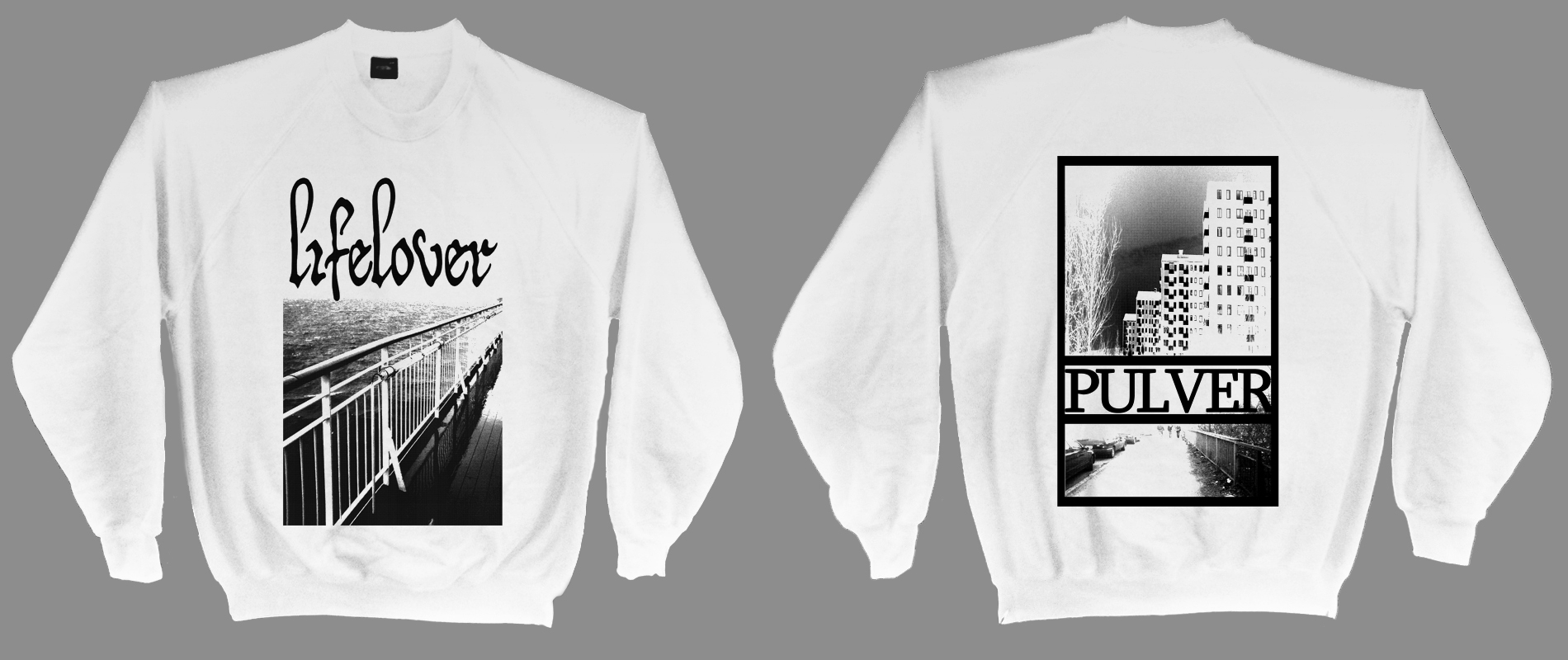 Lifelover-Pulver  (Sweatshirt)