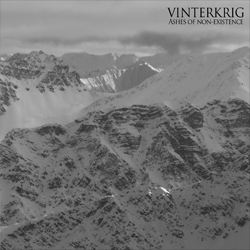 VINTERKRIG - Ashes of Non-Existence  (Digipak)