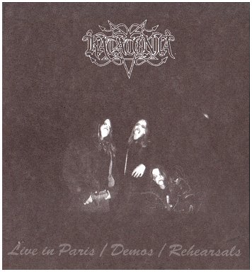 Katatonia - Live in Paris / Demos / Rehearsals