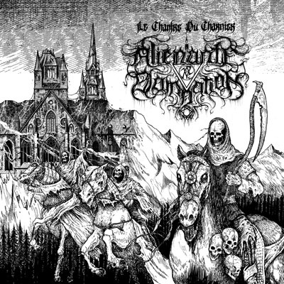 ALIENANTE DAMNATION - La Chantre Du Charnier
