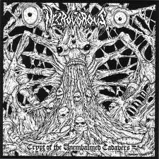 NECROVOROUS - Crypt of the unembalmed cadavers
