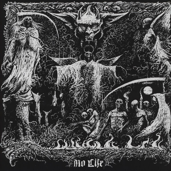 Bombs Of Hades / Mordbrand - No Life