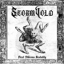Stormvold - First Tibicena Brutality (cd-r,Lim.66)