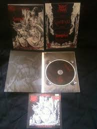 Black Altar / Varathron / Thornspawn � Emissaries Of The Darkened Call - Three Nails In The Coffin Of Humanity  (A5 Digipak)