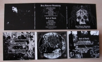 SZRON - Pure Slavonic Blasphemy / Cult of Death  (Digipak)