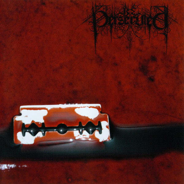 BE PERSECUTED - End Leaving  (lim. 66 Dark Edition with Blade Necklace)