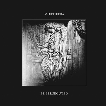 MORTIFERA / BE PERSECUTED - Split  (clear vinyl,Lim. 66!!)