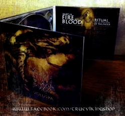YMIR'S BLOOD - Voluspa: Doom Cold as Stone  (Digipak)