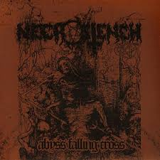 NECROSTENCH - Abyss Falling Cross  (Digifile)