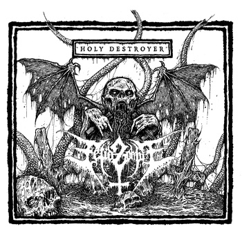 Fetid Zombie - Holy Destroyer  (Digisleeve)