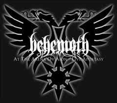 Behemoth - At The Arena Ov Aion - Live Apostasy