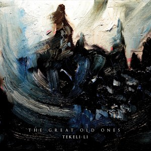 THE GREAT OLD ONES - Tekeli-li  (Digipak)