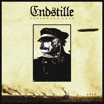 Endstille  Infektion 1813  (Digipak)