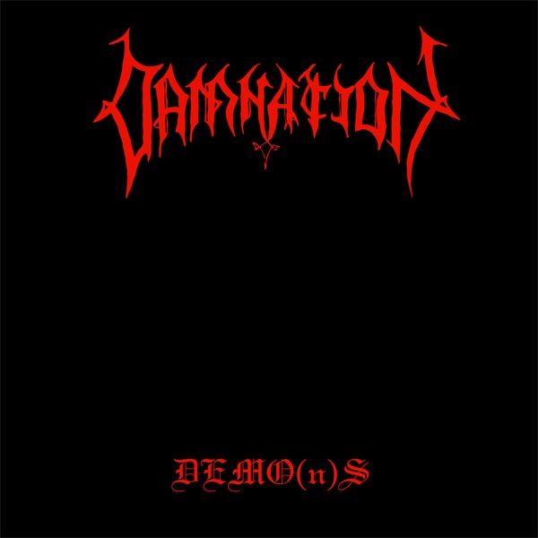 DAMNATION - DEMO(n)S