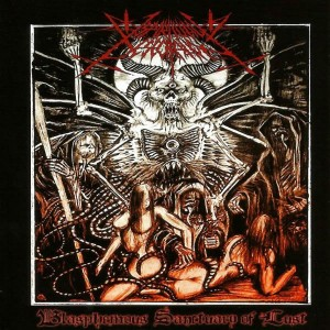 SPIRITUAL DESECRATION - BLASPHEMOUS SANCTUARY OF LUST