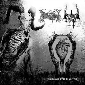 Dodsferd / Infernal Hate – Incessant Ode To Defeat