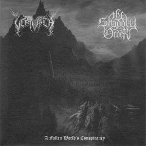 Verivala / The Shadow Order – A Fallen World's Conspiracy  (clear vinyl,Lim.100)