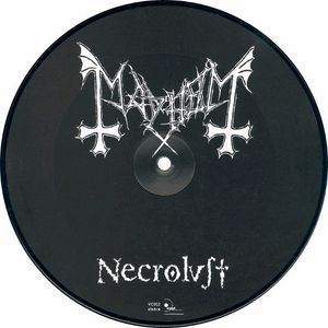 Mayhem / Zyklon-B – Necrolust / Total Warfare  (Picture 7