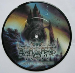 Atanatos ‎– Castle In The Dark / Pagan Punishment  (Picture EP)