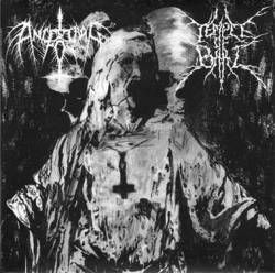 Ancestral Fog / Temple Of Baal - Split