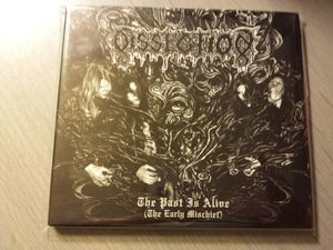 Dissection - The Past is Alive (The Early Mischief)  (Digipak)