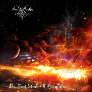 SERPENTINE CREATION - The Fiery Winds Of Armageddon